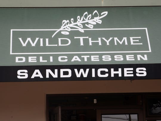 Wild Thyme Deli, Reservation Road, Marina