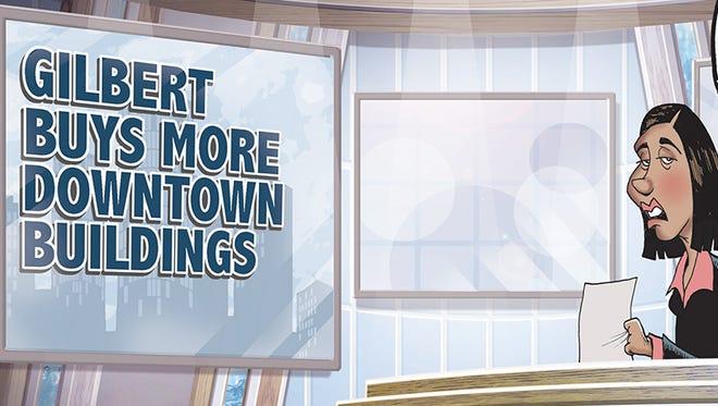 Dan Gilbert buys more downtown buildings.