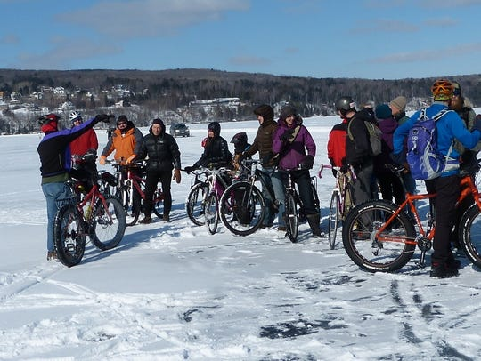 Every Saturday morning the North Coast Cycling Association