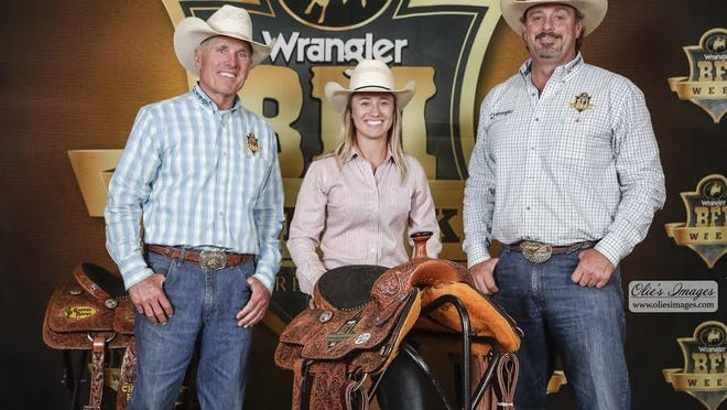 At the fourth annual Charlie 1 Horse Breakaway in Guthrie, Oklahoma, Stephenville resident Amanda Coleman beat the world champs to win the first-place prize of $10,000 cash plus a trophy saddle, buckle and more.