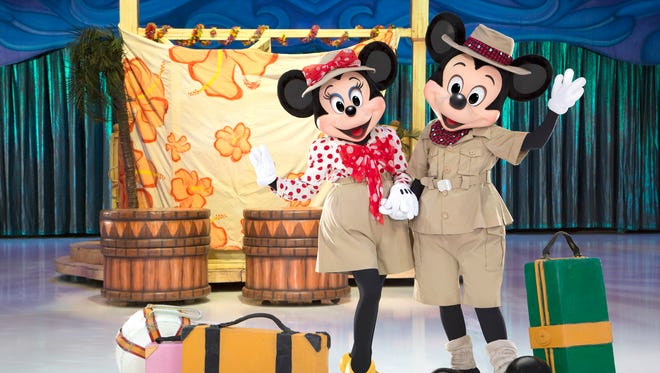 """Disney On Ice: Passport to Adventure"" will come to the Wicomico Youth & Civic Center on March 31."