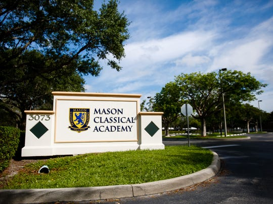 Mason Classical Academy, a charter school founded by Collier County School Board member Kelly Lichter, has been criticised for not looking out for the best interest of its students.