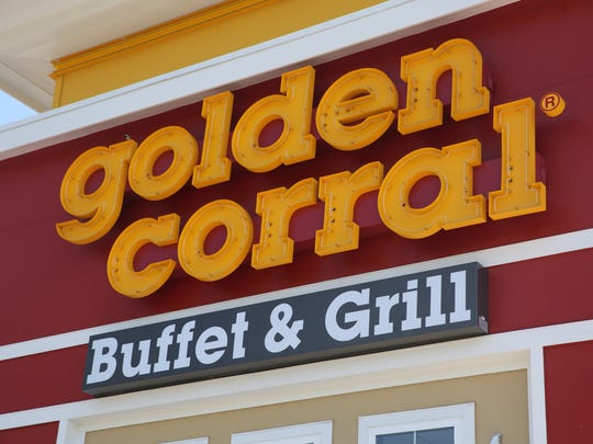 Golden Corral in the Town of Poughkeepsie.