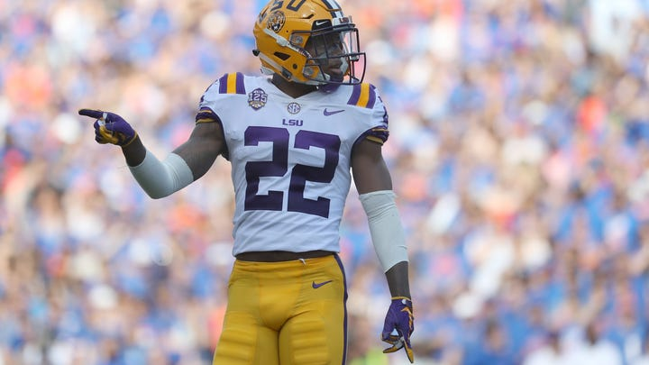 Kristian Fulton: 3 things to know about the LSU Tigers football cornerback