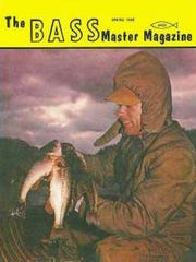 Jimmy Holt was the first person featured on the cover of Bassmaster magazine.