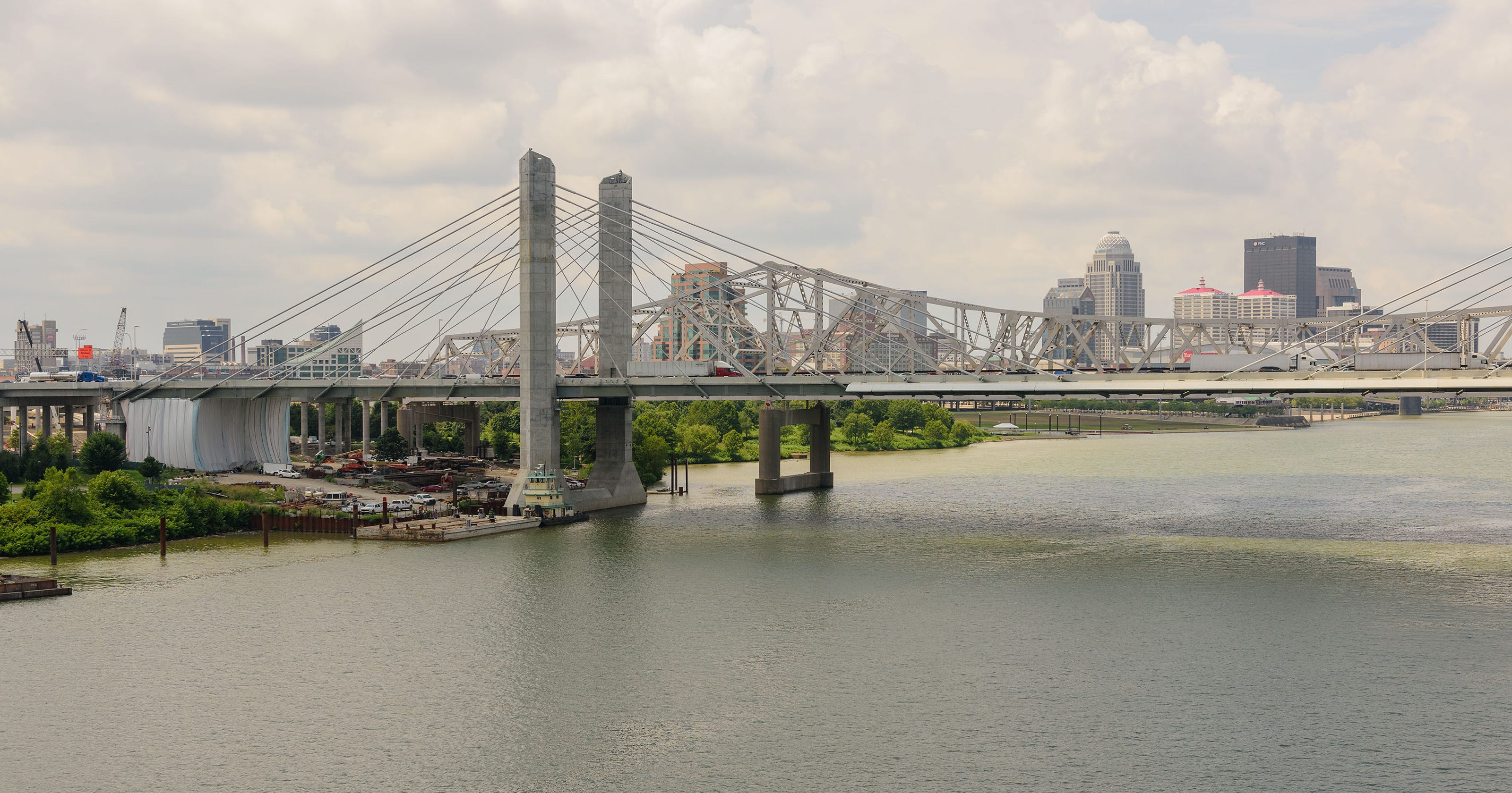 Man found floating in Ohio River on Tuesday ID'd