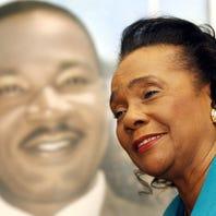 Coretta Scott King: Full partner in the fight for civil rights