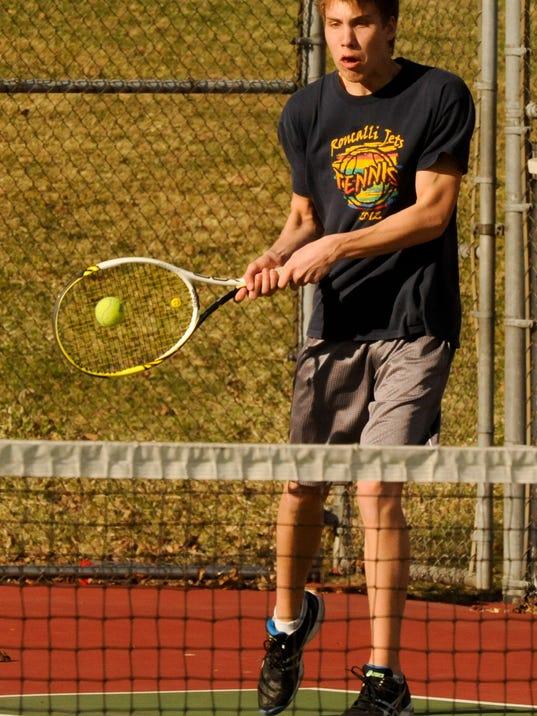 Boys tennis main