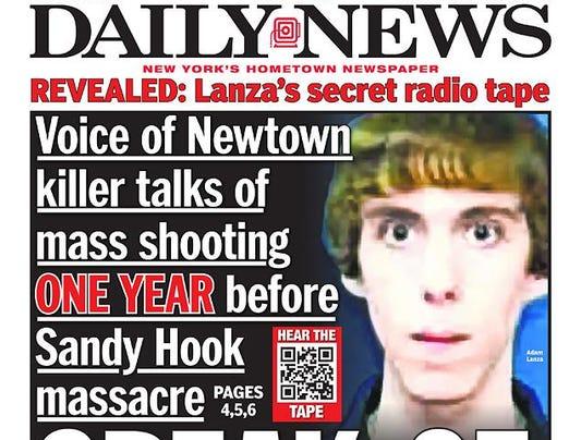 Adam Lanza Newtown shooting