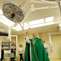 St. Nicholas Hospital unveils new operating rooms