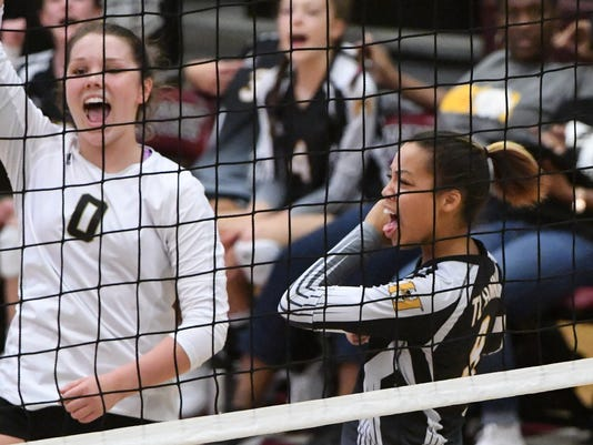 Hanna Westside Volleyball