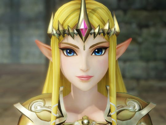 "The legendary Zelda makes an appearance as a playable character in ""Hyrule Warriors."""