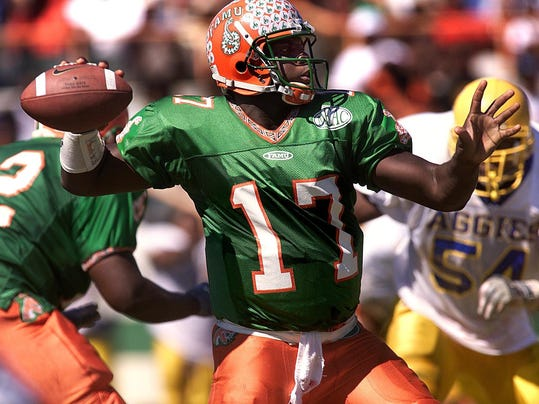 Lincoln Hires Former Florida A Amp M Qb Quinn Gray As Football