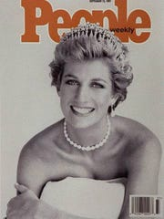 Princess Diana, People Magazine