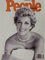 Princess Diana, People Magazine