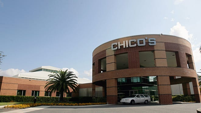 Chico's headquarters in Fort Myers.