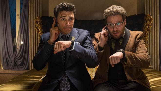 """Sony Entertainment pulled """"The Interview"""" Wednesday night from its planned Christmas release."""