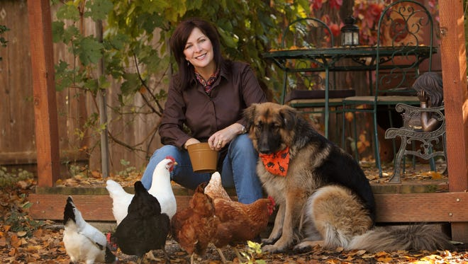 Backyard chicken advocate and author Gretchen Anderson will present two seminars at the Mid-Valley Winter Ag Fest Feb. 25-26.