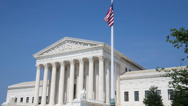 The Supreme Court ruled in a case concerning the way patent disputes are handled; the case had attracted briefs from major tech and drug companies.
