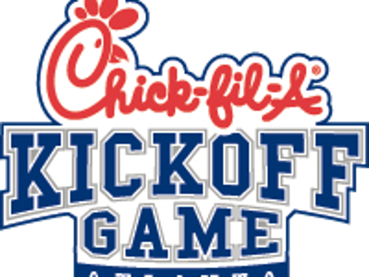 Chick-fil-A Kickoff Game logo