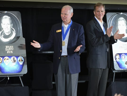 astronaut hall of fame members - photo #41