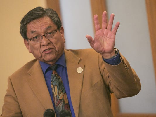Navajo Housing Authority board under fire
