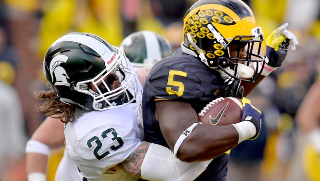The Big Ten has made plans to move more college football games to Friday nights, despite the concerns of the MHSAA