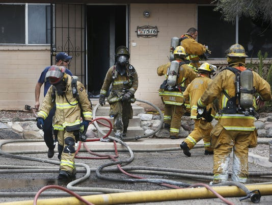Firefighters and health