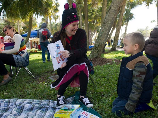The Early Learning Coalition of Indian River, Martin and Okeechobee counties will host the third annual Storybook Forest at 10 a.m. Saturday at Flagler Park in Stuart.