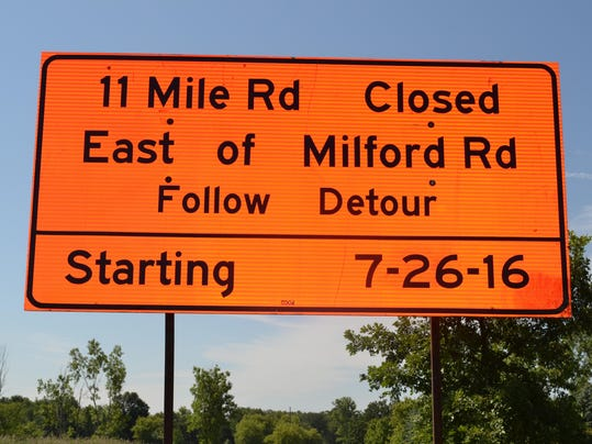 slh 11 mile to close