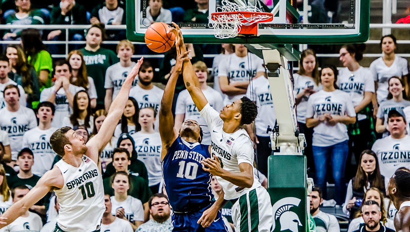 MSU shoots up to No. 2 in AP basketball poll