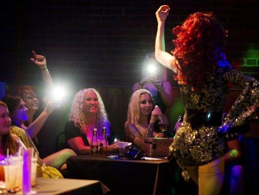night in gay Club evansville,