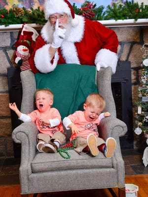 Santa will be posing for photos at the Monte Vista Hotel from 4:30-6:30 p.m. Monday, Dec. 4. The cost is $10, half of which local photographer Ray Mata is donating to Deck the Trees, an exhibition at the hotel that benefits Swannanoa Valley Christian Ministry.