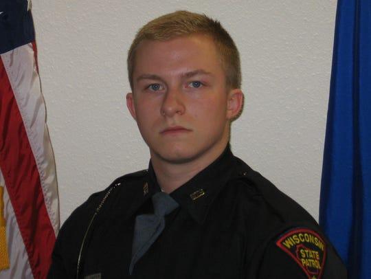 Trevor Casper, the Wisconsin State Patrol trooper who
