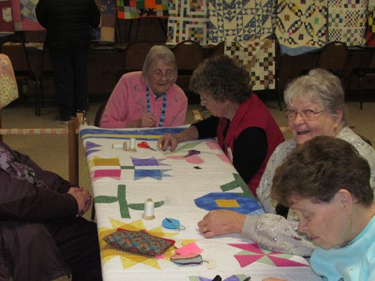 Sublimity Quilters celebrate 40 years of stitching