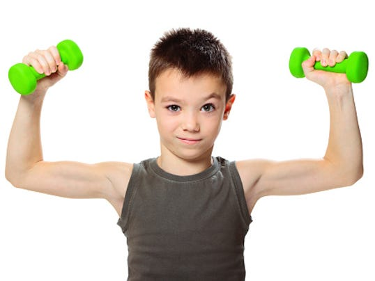 exercise children - Exercise Pictures For Kids