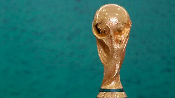 The World Cup trophy is the worst in sports. Here's how to redesign it.