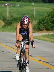 Timothy Jenks, Hickory Grove Triathlon