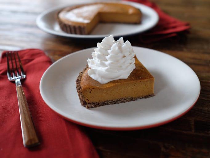 True Food Kitchen Squash Pie