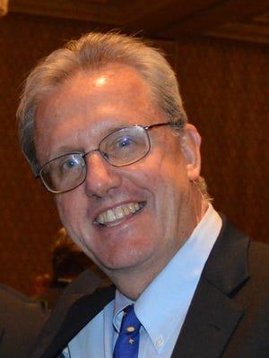 Joe Carvin, former Rye Town Supervisor.