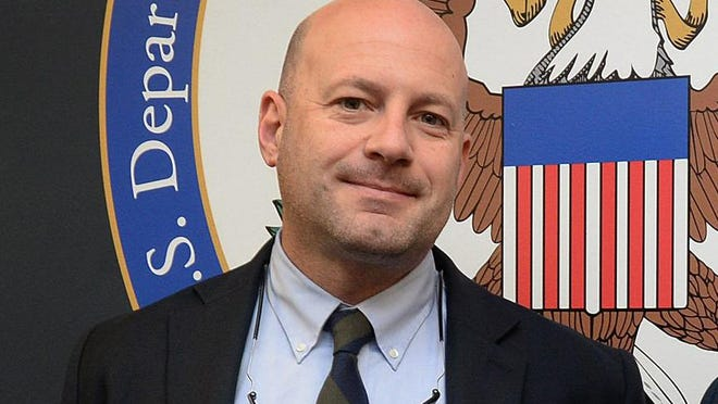 Fairview High School principal Matt Lane is shown in this November 2016 file photo.