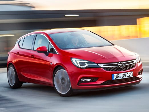 Opel has introduced its eleventh generation compact