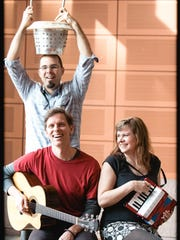 The Jeffrey Pepper Rodgers Band will perform Friday