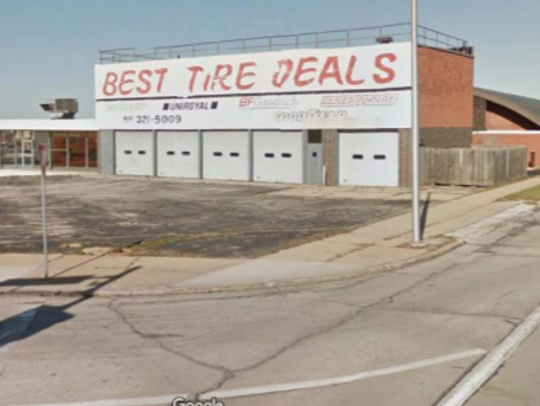 A former tire store is likely to become the home of