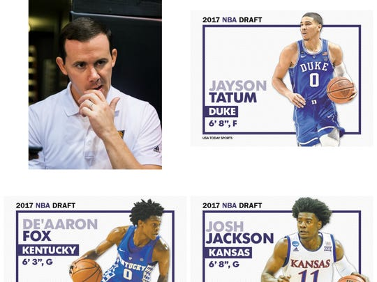What will Suns GM Ryan McDonough do in the NBA draft?