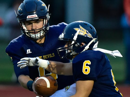 Greencastle hosted Chambersburg in high school football