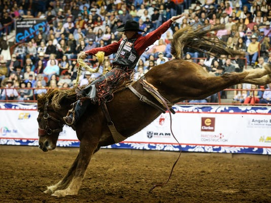 San Angelo Stock Show & Rodeo: 11th performance, Feb. 17, 2017