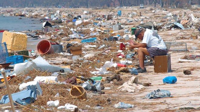 After Katrina Biloxi Wears Face Of Progress Pain