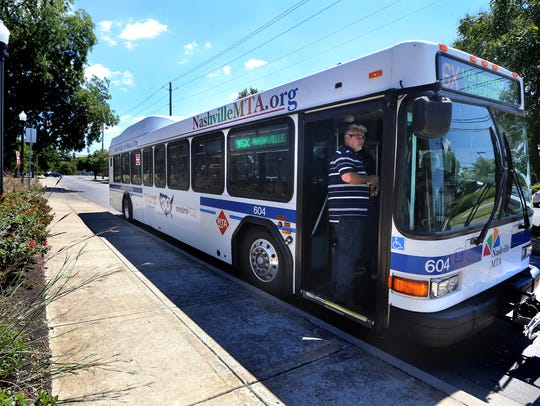 The Metropolitan Transit Authority and Regional Transportation