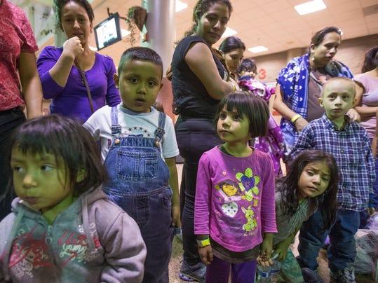 AP Migrants Released